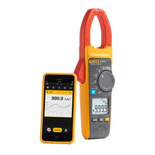 370 FC Wireless Clamp Meters