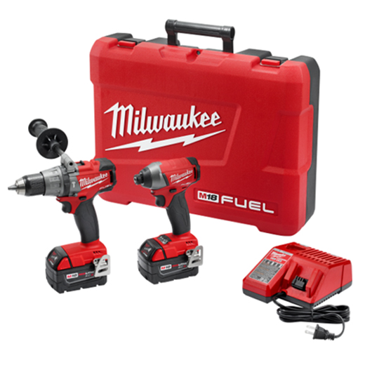 Milwaukee Tools M18 FUEL™ 2-Tool Combo Kit