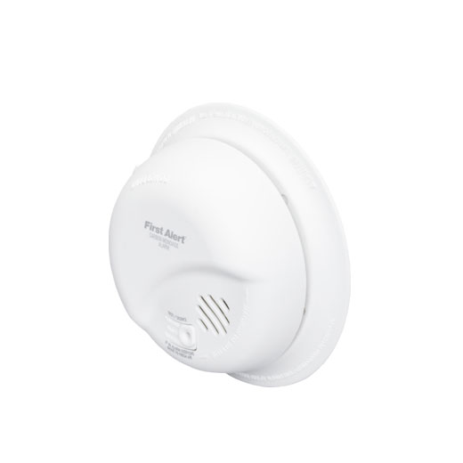 BRK Electronics Wire-In Carbon Monoxide Smoke Detector