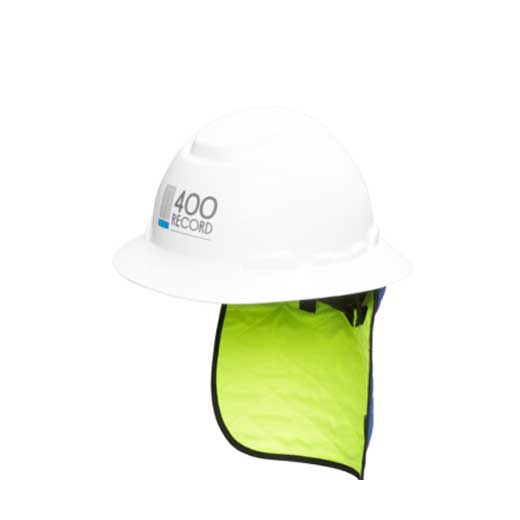 Lift Safety Crown Cooler Neck Shade