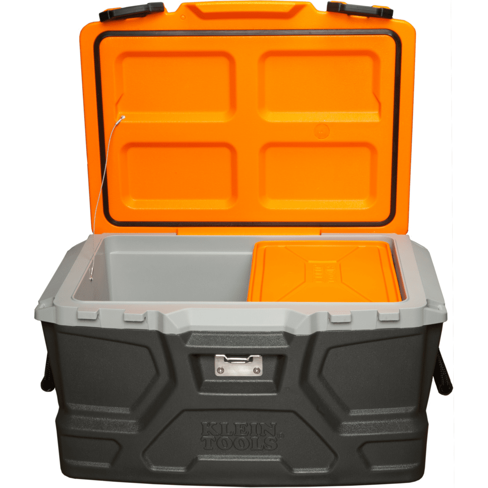 Klein Tools Tradesman Pro 48 Qt Food and Beverage Cooler